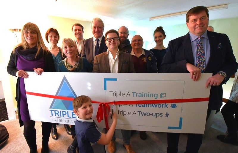 Triple A Project Opening