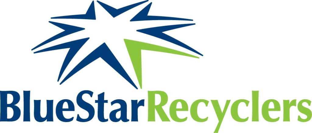 Blue Star Recyclers Logo